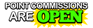 Point Commissions Button Status