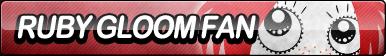 Ruby Gloom Fan Button