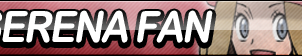 Serena Fan Button by ButtonsMaker