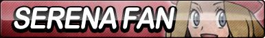 Serena Fan Button