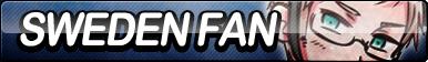 Sweden (Hetalia) Fan Button by ButtonsMaker