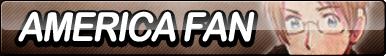 America (Hetalia) Fan Button