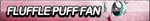 Fluffle Puff Fan Button by ButtonsMaker