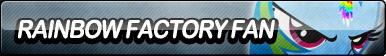 Rainbow Factory Fan Button by ButtonsMaker