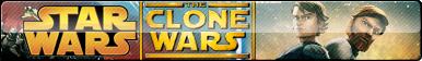 Star Wars: The Clone Wars Fan Button