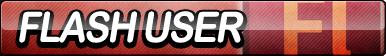 Adobe Flash User Button