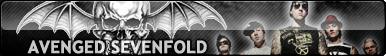 A7X  (Avenged Sevenfold) Special Fan Button