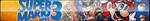 Super Mario Bros. 3 Fan Button by ButtonsMaker