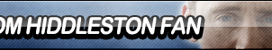 Tom Hiddleston Fan Button by ButtonsMaker