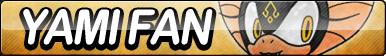 Yami Fan Button by ButtonsMaker