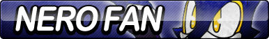 Nero the Shark Fan Button by ButtonsMaker