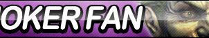 Joker (Batman) Fan Button by ButtonsMaker