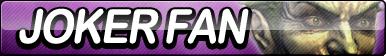 Joker (Batman) Fan Button