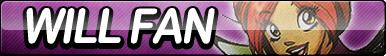 Will (W.I.T.C.H.) Fan Button
