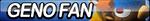 Geno Fan Button by ButtonsMaker