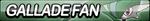 Gallade Fan Button by ButtonsMaker