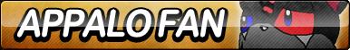 Appalo Fan Button by ButtonsMaker