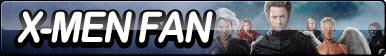 X-Men Fan Button