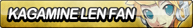 Kagamine Len Fan Button by ButtonsMaker