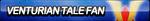 Venturian Tale Fan Button by ButtonsMaker