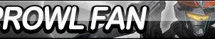 Prowl Fan Button by ButtonsMaker