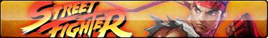 Street Fighter Fan Button