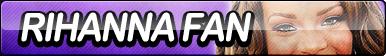 Rihanna Fan Button by ButtonsMaker