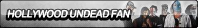 Hollywood Undead Fan Button