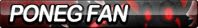 Poneg Fan Button by ButtonsMaker
