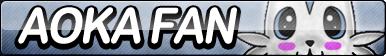 Aoka Fan Button by ButtonsMaker