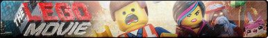 The Lego Movie Button