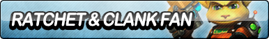 Ratchet and Clank Fan Button