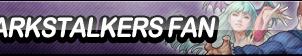 Darkstalkers Fan Button by ButtonsMaker