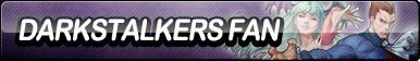 Darkstalkers Fan Button
