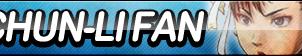 Chun-Li Fan Button by ButtonsMaker