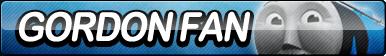 Gordon Regular Fan Button