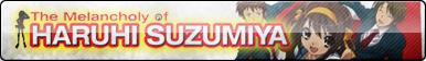 Haruhi Suzumiya Fan Button