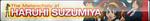Haruhi Suzumiya Fan Button by ButtonsMaker