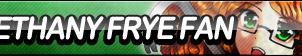 Bethany Frye Fan Button by ButtonsMaker