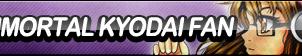 Immortal Kyodai Fan Button by ButtonsMaker