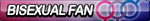 Bisexual Fan Button by ButtonsMaker