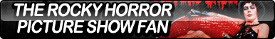 The Rocky Horror Picture Show Fan Button by ButtonsMaker