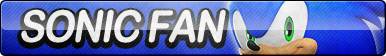 Sonic (Sonic Boom) Fan Button (UPDATED)