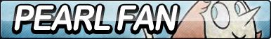 Pearl Fan Button