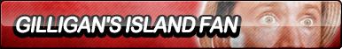 Gilligan's Island Fan Button