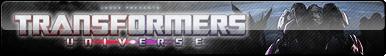 Transformers Universe Fan Button