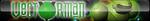 Vectorman Fan Button by ButtonsMaker