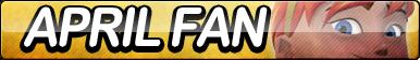 April (TMNT) Fan Button