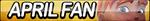April (TMNT) Fan Button by ButtonsMaker