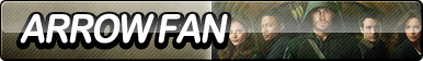 Arrow (TV show) Fan Button